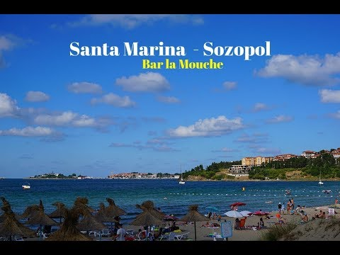 The best beach in Bulgaria - Santa Marina, Sozopol