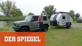 Mini-Wohnwagen im Test: Hero Camper Ranger (Wir drehen eine Runde)