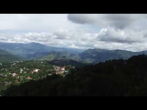 Mines View - Baguio Philippines June 15, 2013