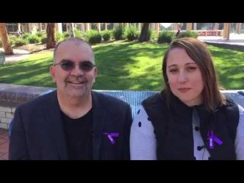 University of Canberra change-makers: Professor Peter Radoll and Ms Felicity Corbin