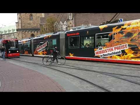 Straßenbahnen/Busse In Bremen