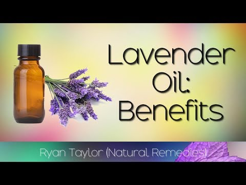 What Is Lavender Essential Oil