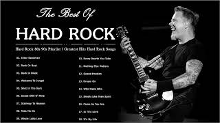 Hard Rock 80s and 90s     The Best Of Hard Rock Songs Of 80s and 90s