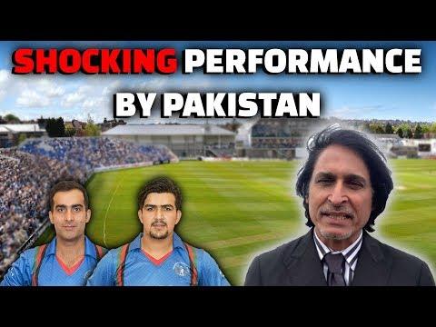 Shocking performance by Pakistan | Afghanistan looking good | Ramiz Speaks