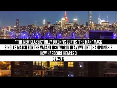 Billy Dixon vs Curtis Mack II