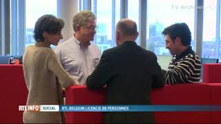 Licenciement chez RTL Belgium - 15/03/2018 - RTL TVI