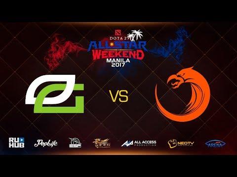 Optic vs TNC, Manila ALLSTAR, game 1 [Lex, 4ce]