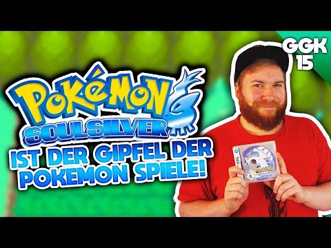 Pokémon Soul Silver/Heart Gold Sind Der GIPFEL Der Pokémon Spiele! | #GoodGamesKalender 15