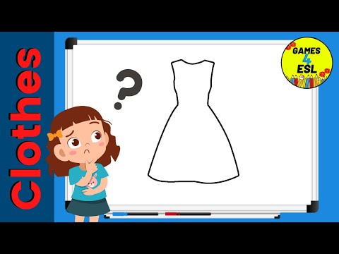 5 Super Fun Activities To Teach Clothes Vocabulary In English Games4esl