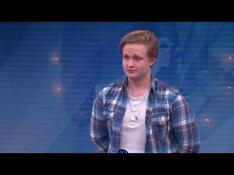 Jakob Johansson - Lego house av Ed Sheeran (hela Idol-audition 2017) - Idol Sverige (TV4)