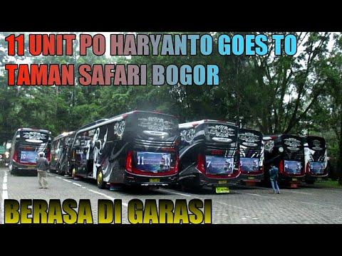BERASA DI GARASI !!!!! EDISI 11 UNIT PO HARYANTO GOES TO TAMAN SAFARI CISARUA BOGOR