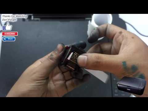 Cara Reset Printer Canon MP287 + Software Resetter | FunnyDog TV