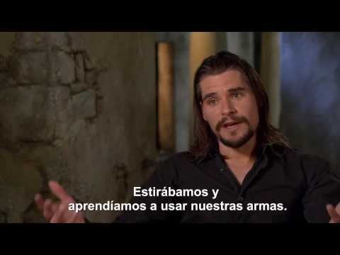 "300 Rise of an Empire: Hans Mason ""Aeskylos"" Entrevista exclusiva en el ..."
