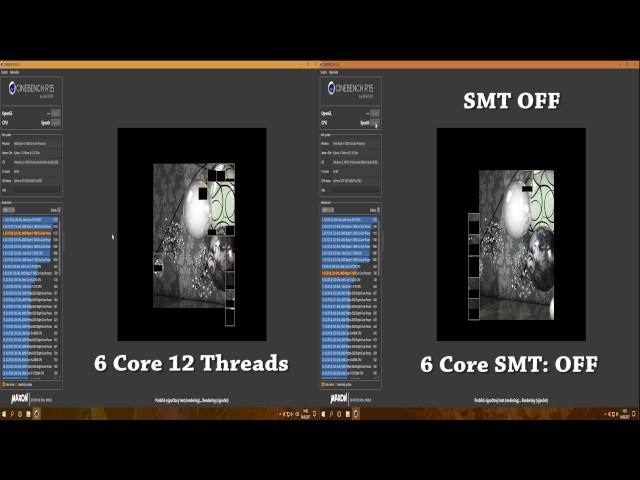 اصحاب معالجات AMD و S M T - البوابة الرقمية ADSLGATE