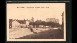 Cartes postales anciennes Pont-de-Vaux