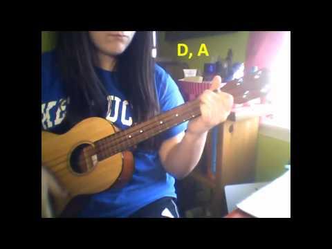Jar of Hearts (Abridged)- Ukulele Chords