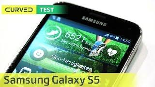 Samsung Galaxy S5 im Test | deutsch