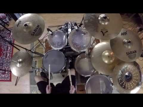 """""""Fabuless"""" by Stone Sour Drum Cover"""