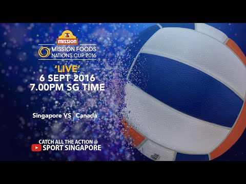 Netball: Singapore vs Canada | Mission Foods Nations Cup 2016