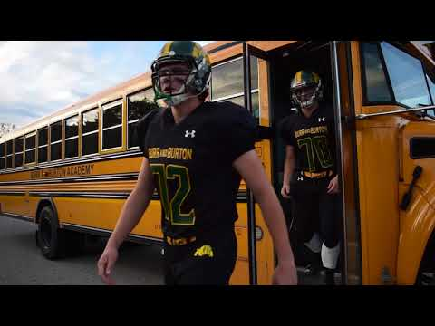 Burr and Burton Academy Football 2019 Movie