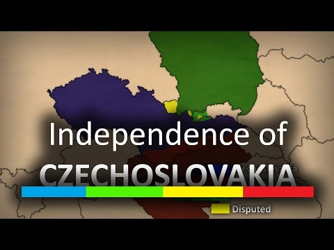 «Independence of Czechoslovakia» | Every day