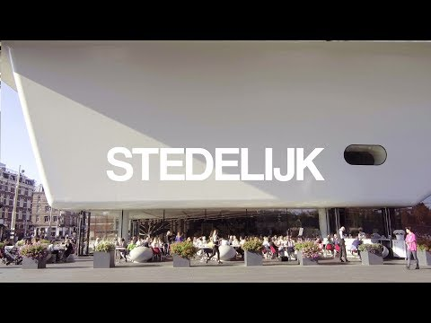 STEDELIJK MUSEUM I BENTHEM CROUWEL I A WALK THROUGH IN 4K