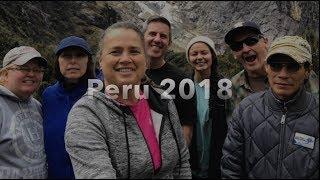 Peru Mission Trip 2018