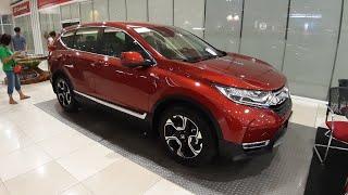 Honda CR-V 2019 in philippines || Walkaround