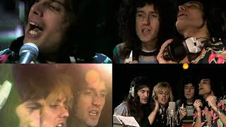 Queen - Somebody To Love - Alternate Camera Angles (High Quality)