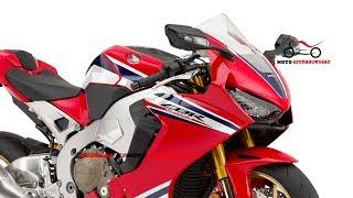 2019 Honda CBR1000RR Debuts at EICMA 2018   New Honda CBR1000RR Superbike Lineup 2019