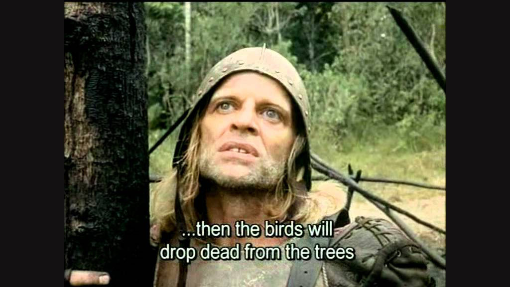 Aguirre The Wrath Of God Movie Quotes