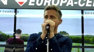 Tom Chaplin LIVE @ Saturn Berlin 17.10.16 - Hardened Heart
