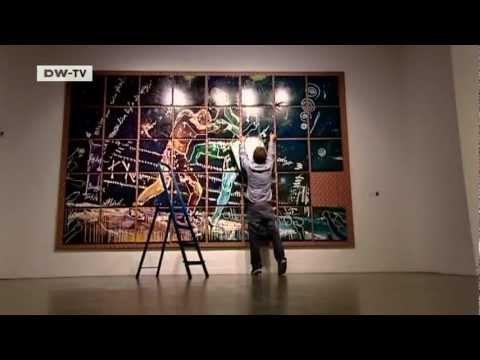 Gesprühte Kunst: der Deutsche Christian Awe | euromaxx
