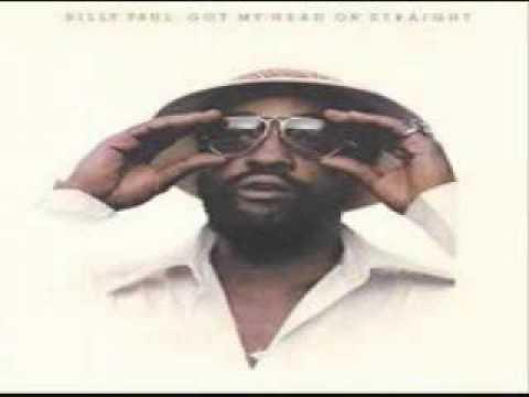 Billy Paul - Got My Head On Straight LP 1975