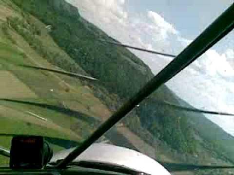 ApoloFox -trecere peste aerodrom (Ghindari)