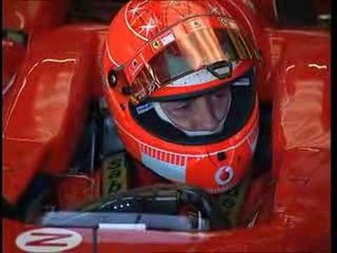 Download Michael Schumacher and Ferrari in Silverstone 2006