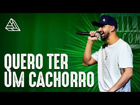 THIAGO VENTURA - CACHORRO - STAND UP COMEDY
