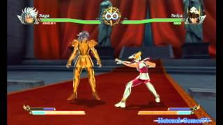[SuperPlay]Saint Seiya : Brave Soldiers BBA/ABB Combo