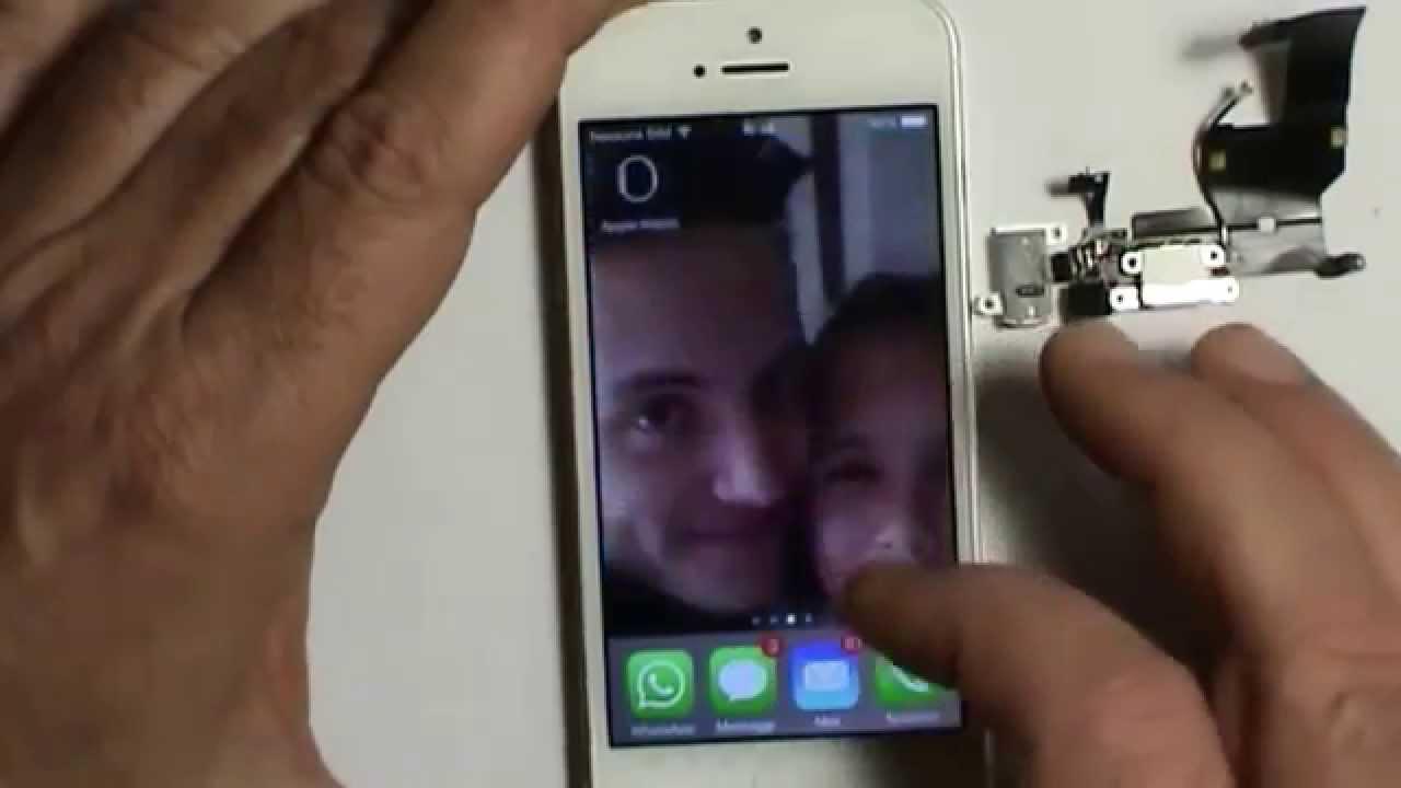 Lavaggio ad ultrasuoni iphone caduto dentro il water youtube