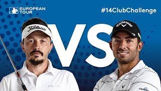 The 14 Club Challenge - Lorenzo-Vera vs Larrazabál