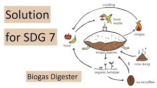 LEAD2030 - Our Solution for SDG 7 - Biogas Digester -  su-re.co
