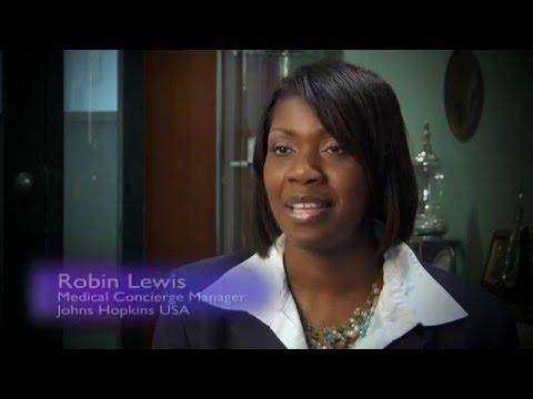 Johns Hopkins USA-Complimentary Medical Concierge Service