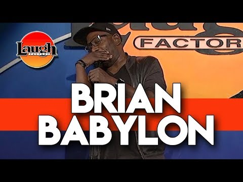Brian Babylon | My Tinders | Laugh Factory Stand Up Comedy