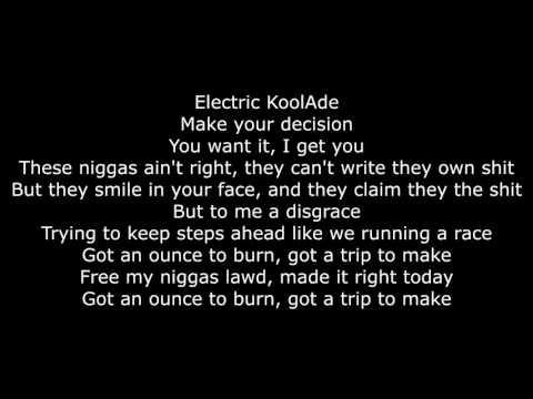 Bounce | By Flatbush Zombies (Lyrics)