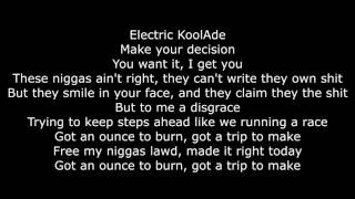 Bounce | By Flatbush Zombies (Lyrics)