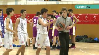 Calafell Esportiu   Bàsquet    Torneig de Seleccions Territorials Infantils