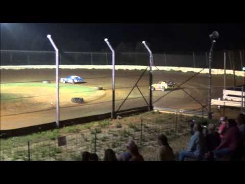 Doe Run Raceway Mini Stock Feature 6-6-14
