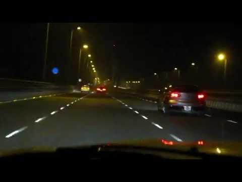 Drag Racing: Nissan GTR VS. Evo X in Mumbai, India by Twent10