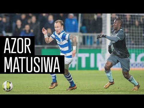 Azor Matusiwa: De N'Golo Kanté van Jong Ajax