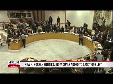 UN Security Council Adopts N. Korea Resolution; Expands Sanctions List [Arirang News]